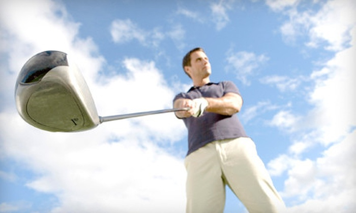 Advanced Wellness Centre & KingGolf.ca - Multiple Locations: Golfer's Swing Assessment, Lesson, and Health Package for One or Two from Advanced Wellness Centre & KingGolf.ca (Up to 89% Off)