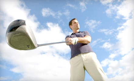 Golfer's Lesson-and-Wellness Package for 1 (a $355 value) - Advanced Wellness Centre & KingGolf.ca in Ottawa