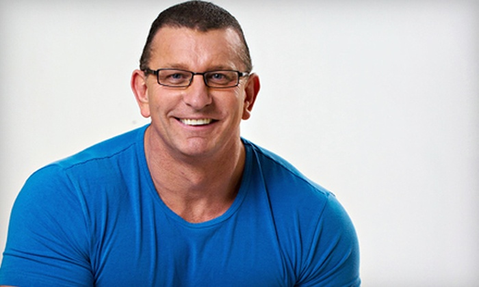 """""""Dinner Impossible Live"""" - Pinehurst Gardens: $45 for a Cooking Show for Two with Chef Robert Irvine in Melbourne on April 15 at 7 p.m. (Up to $91 Value)"""