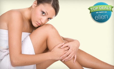 Six Laser Hair-Removal Treatments on a Small Area (up to a $450 value) - Aesthetic Laser Medical Spa & Salon in Chattanooga