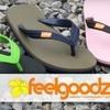 60% Off Feelgoodz Flip-Flops