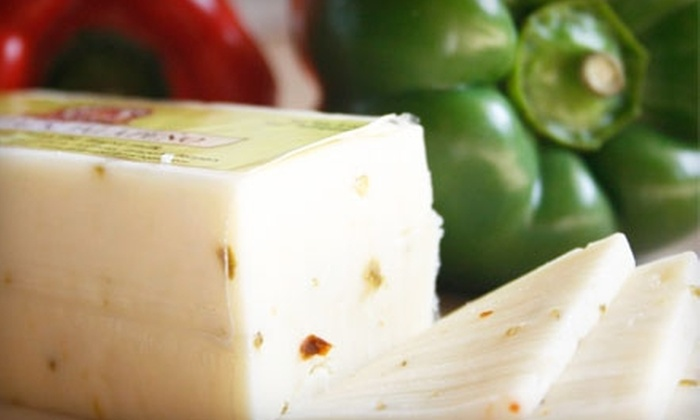September Farm Cheese - Honey Brook: $6 for $12 Worth of Artisanal Cheese at September Farm Cheese