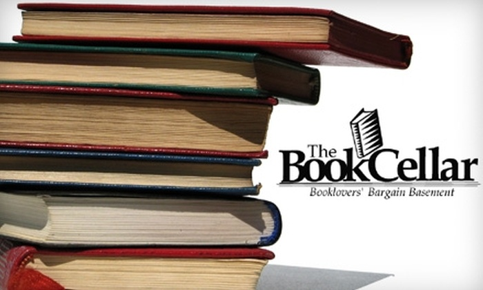 The Book Cellar - Downtown: $5 for $10 Worth of Used Books and More from The Book Cellar