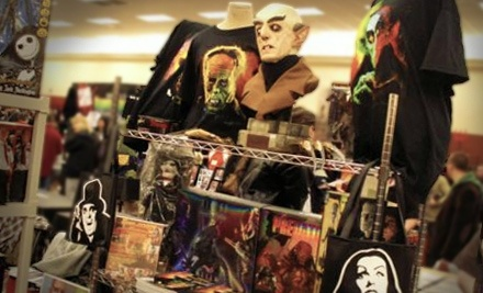 $40 Groupon to Horrorbles - Horrorbles in Berwyn