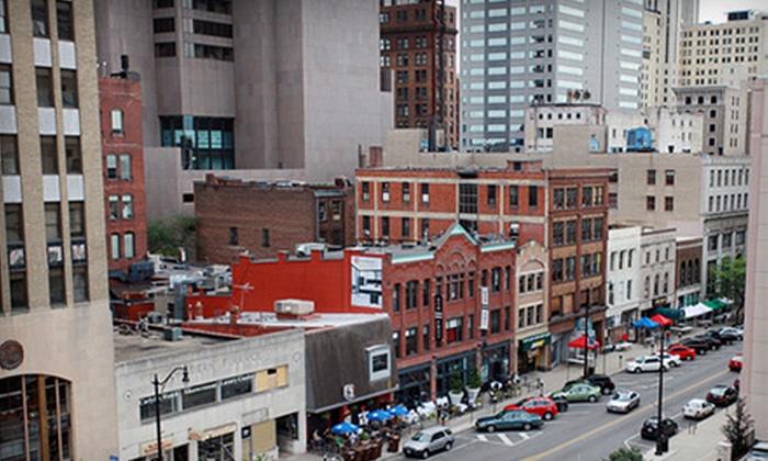 Columbus Landmarks Foundation City Hop - Downtown Columbus: $15 for a City Hop Tour for Two from Columbus Landmarks Foundation (Up to $36 Value)