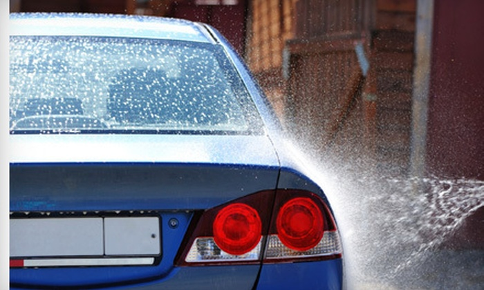 Auto Star Car Wash - Silver Spring: Two Car Washes or One Mini Detail at Auto Star Car Wash in Silver Spring (Up to 56% Off)