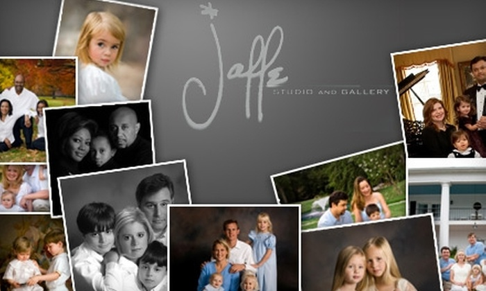 Jaffe Studio and Gallery - Memphis: $59 for a Portrait Photography Session and an 11x14 Portrait from Jaffe Studio and Gallery