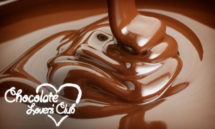 Chocolate Lovers Club - Plainsboro: Half Off a Two-Hour Chocolate-Making Class or a Chocolate Fondue Party at Chocolate Lovers' Club