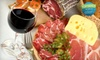 OOB Taste at Oxbow Wine Lounge & Tasting Room - Cental Napa: $38 for a Wine-Tasting Outing with Cheese Plate and Bottle of Wine for Two at Taste at Oxbow in Napa (Up to $80 Total Value)