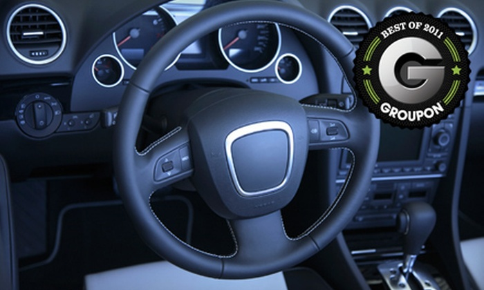 Ziebart - Princeton Business Park: $49 for Interior or Exterior Auto Detailing from Ziebart in Clive ($99.50 Value)