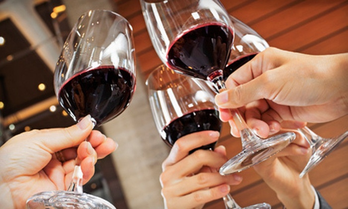 Woodriver Cellars - Northwest Meridian: Wine Tasting and Hors d'Oeuvres for Two, Four, or Six at Woodriver Cellars in Eagle (Half Off)