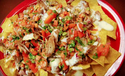 $10 Groupon to Poblano's Mexican Bar & Grill - Poblano's Mexican Bar & Grill in Greensboro