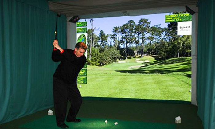 Beyond Golf Sports & Spirits - La Vista: $10 for $20 Worth of Golf Simulation and Drinks at Beyond Golf Sports & Spirits in La Vista