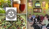 Movie & Pizza Company - Harbor Town Community Association: $12 for $25 Worth of Pies, Salads, Pours, and More at Movie & Pizza Company