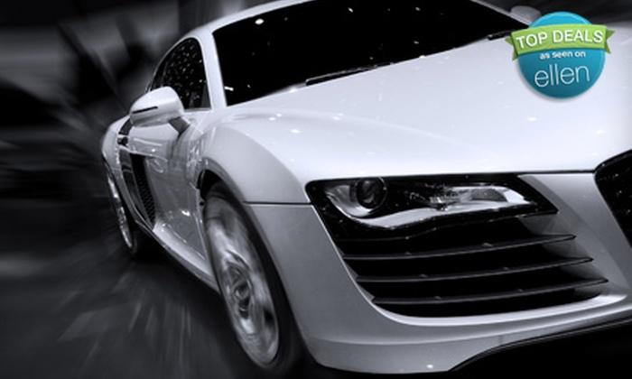 Smart Car Wash >> The Smart Car Wash