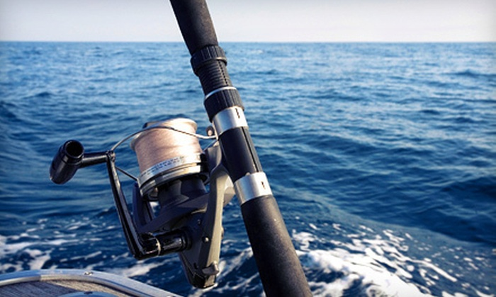 Pastime Princess - New Smyrna Beach: $37 for an All-Day Deep-Sea Fishing Trip for One from Pastime Princess in New Smyrna Beach (Up to $75 Value)