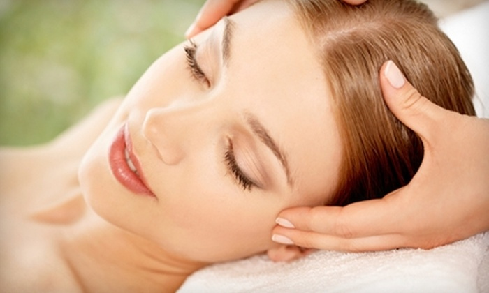 Bella Dea Day Spa - South Central Omaha: Spa Services at Bella Dea Day Spa. Three Options Available.