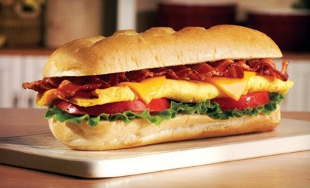 $10 Groupon to Charley's Grilled Subs - Charley's Grilled Subs in North Little Rock