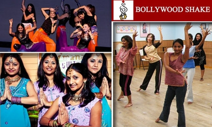 Bollywood Shake - Austin: Learn Bollywood Dance for $25 with a Four-Week Class Series at Bollywood Shake ($49 Value)
