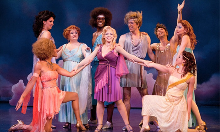 """Xanadu - Brunswick: One Orchestra-Level Ticket to """"Xanadu"""" at Maine State Music Theatre in Brunswick. Five Dates Available."""