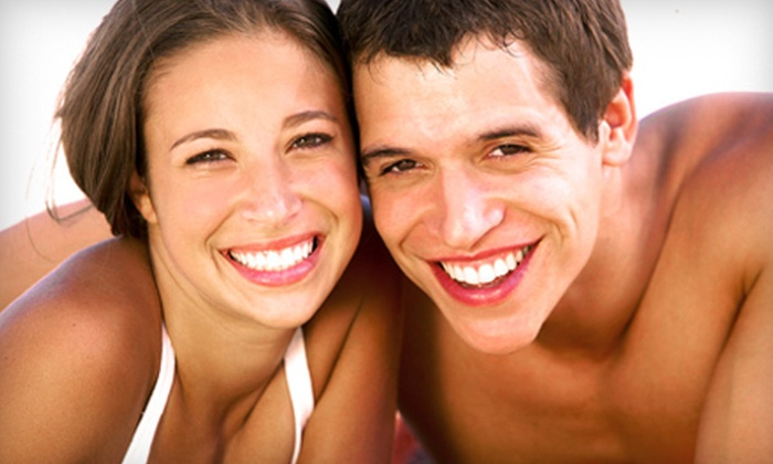 The Spa on Main - Fountain Inn: $125 for a Couples Spa Package with Facials, Back and Paraffin Treatments, and Wine at The Spa on Main ($290 Value)