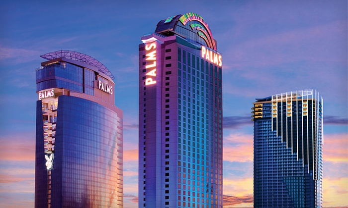 The Palms Casino Resort - Paradise: One- or Two-Night Stay for Two at The Palms Casino Resort in Las Vegas