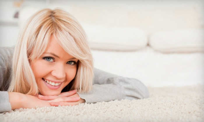 Preferred Restoration and Cleaning - Kansas City: $40 for Carpet Cleaning for Three Rooms from Preferred Restoration and Cleaning (Up to $105 Value)