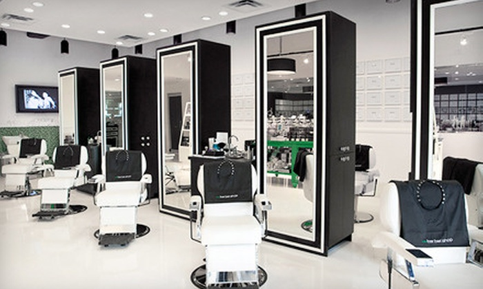 minibar.ber.shop - North Scottsdale: Men's Haircut Packages with Refreshments at minibar.ber.shop in Scottsdale (Up to 59% Off). Four Options Available.