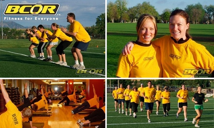 BCOR Fitness - Multiple Locations: $49 for One Month of Unlimited Bootcamp at BCOR Fitness