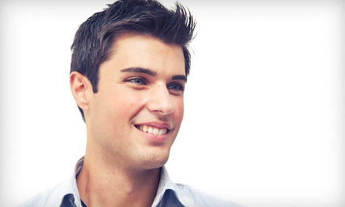 Professional Image Hairstyling - Utica Square: Mens' Razor Cut or Sebring Cut and Style at Professional Image Hairstyling (Up to 51% Off)
