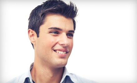 Men's Sebring Hairstyle (a $30 value) - Professional Image Hairstyling in Tulsa
