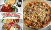 Villa Pizza - Rancho Oakey: $10 for $25 Worth of Pizza, Pasta, & More at Villa Pizza