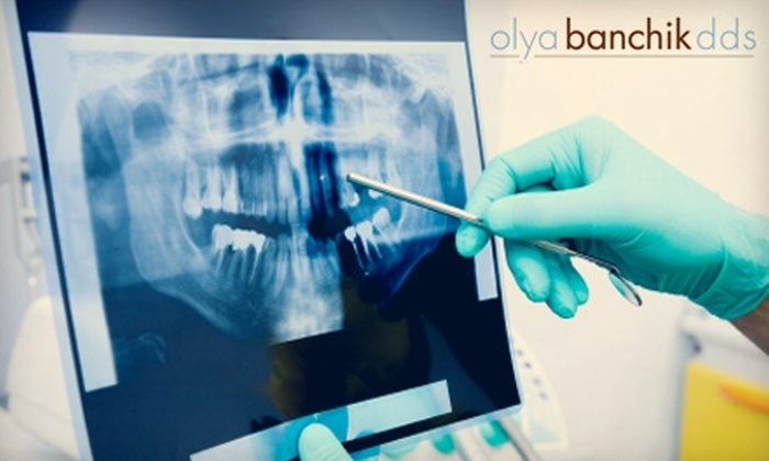 Olya Banchik, DDS - Summerlin: Dental Services from Olya Banchik, DDS. Choose from Three Packages.