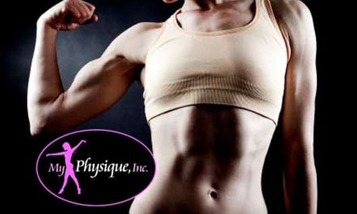 My Physique - Westwood Richland: $20 for 10-Class Punch Card at My Physique ($40 Value)