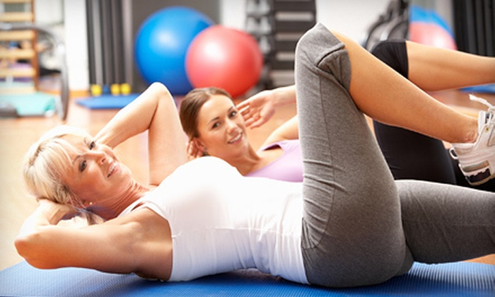 Elements Diet and Fitness Lansing - Okemos: $39 for a One-Month Women's Fitness-Training Package at Elements Diet and Fitness in Okemos ($149 Value)