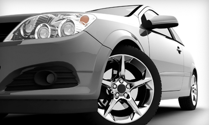 Sparkle Car Wash - Freeport: $13 for Two Extreme Car Washes at Sparkle Car Wash in Freeport (Up to $27 Value)