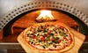Magma Pizza and Pita - West Windsor: $15 for $30 Worth of Oven-Baked Fare or $40 for Make Your Own Gourmet Pizza Party ($80 Value) at Magma Pizza and Pita
