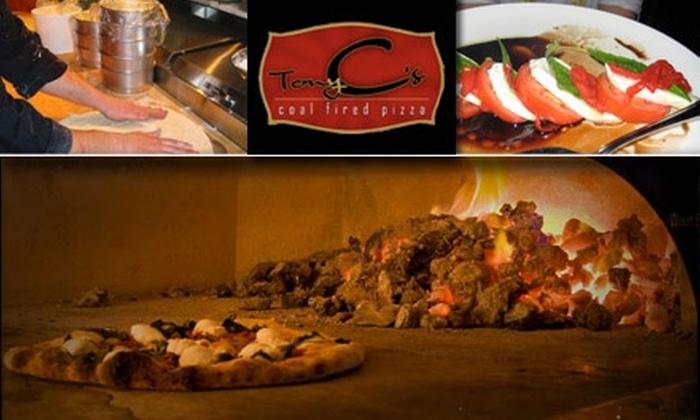 Tony C's - Austin: $20 for $40 Worth of Pizza and Italian Cuisine at Tony C's