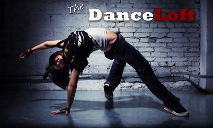 The DanceLoft - Santa Rita Park: $32 for Five Drop-In Dance Classes at The DanceLoft ($65 Value)