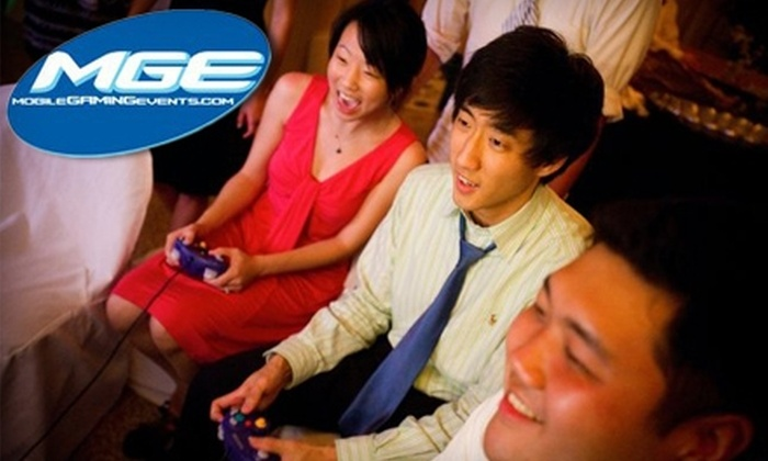 Mobile Gaming Events - Winter Park: $70 for a Private Gaming Party from Mobile Gaming Events ($240 value)