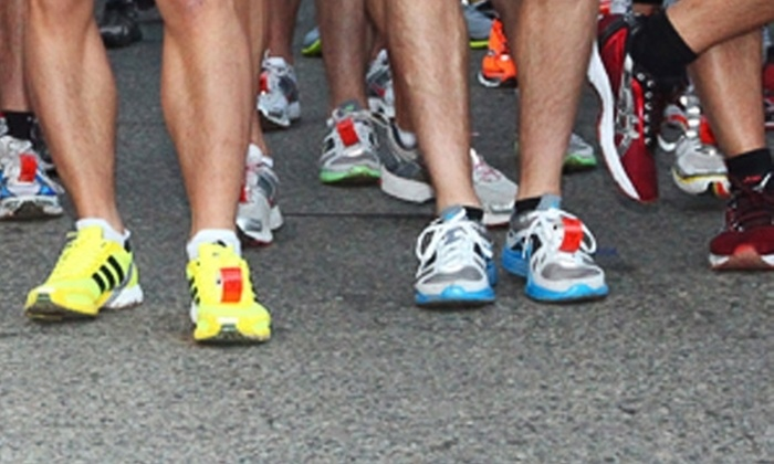 Sierra Running Company - Woodward Park: $25 for $50 Worth of Running Shoes, Apparel, and Accessories at Sierra Running Company