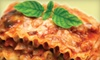 Dolce Amore Café - Delray Beach: $17 for $35 Worth of Upscale Italian Cuisine and Drinks at Dolce Amore Café