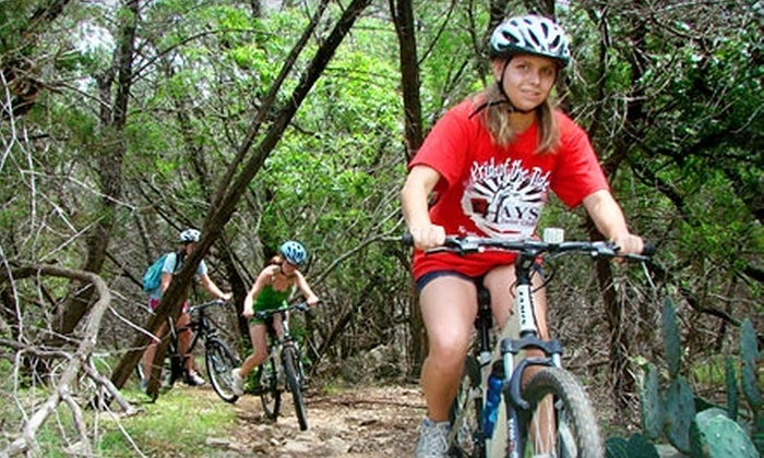 Canyon Lake Bicycle Shop - East Canyon Lake: Half-Day Bike Rental, Spring Bicycle Tune-Up, or Merchandise at Canyon Lake Bicycle Shop. Three Options Available.