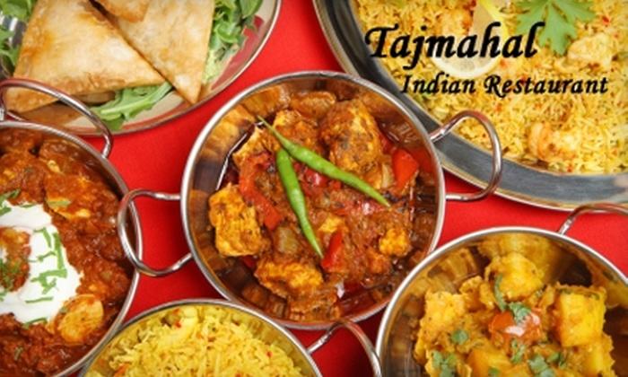 Taj Mahal Restaurant - Columbus: $10 for $20 Worth of Indian Cuisine at Taj Mahal Restaurant