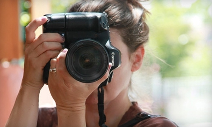 PBJ Candids Photography - Montecito Heights: $49 for an Amateur-Photographer Workshop from PBJ Candids Photography ($99 Value)