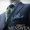 56% Off Apparel at Direct Menswear