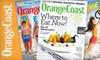 """""""Orange Coast"""" Magazine: $6 for a One-Year Subscription to """"Orange Coast"""" Magazine ($12 Value)"""