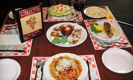 Rizzo's Restaurant: $12 Worth of Italian Fare and Drinks for Lunch - Rizzo's Restaurant in Florissant