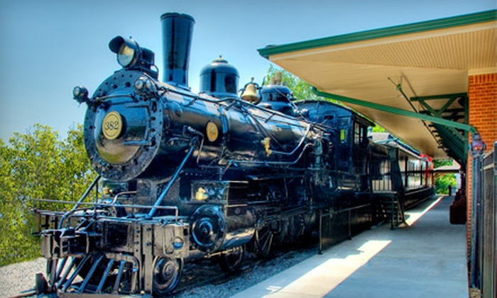 Casey Jones Home & Railroad Museum - Jackson: $10 for Museum Admission for Family of Four to Casey Jones Home & Railroad Museum in Jackson (Up to $22 Value)