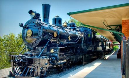 Casey Jones Home & Railroad Museum - Casey Jones Home & Railroad Museum in Jackson